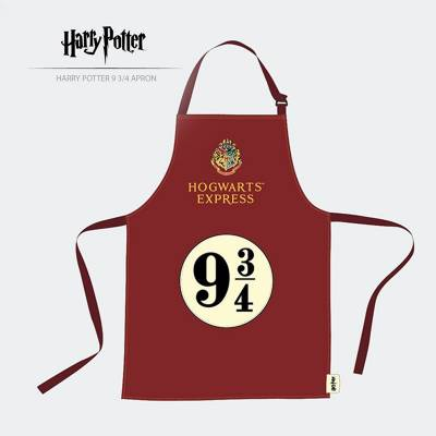 Harry Potter  Tablier de cuisine Harry Potter 9 3/4