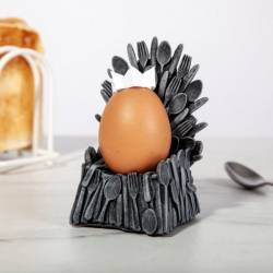 Game Of Thrones - Coquetier Trône de Fer