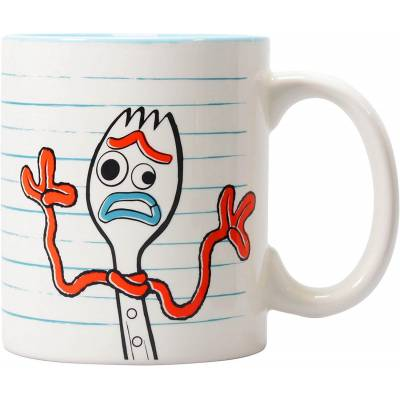 Accueil Toy Story - Mug Fourchette Forky