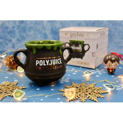Accueil Harry Potter - Mug Chaudron Polynectar