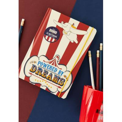 Accueil Dumbo - Carnet de Note Dreams A5 (Notebook)