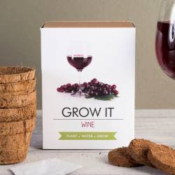 Accueil Grow It Wine - Vin