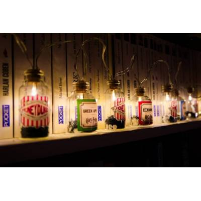 Accueil Harry Potter - Guirlande Honeydukes Potions