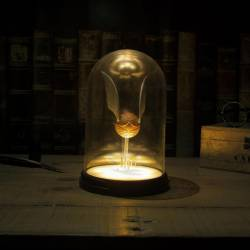 Accueil Harry Potter - Lampe Vif d'Or
