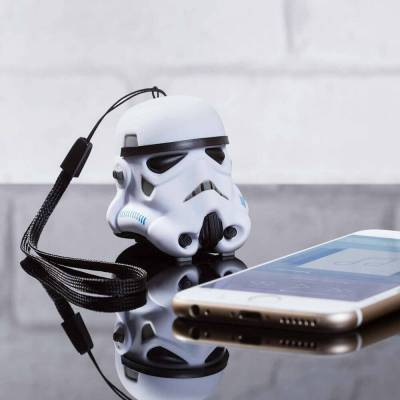 Accueil Star Wars - Enceinte Bluetooth Stormtrooper