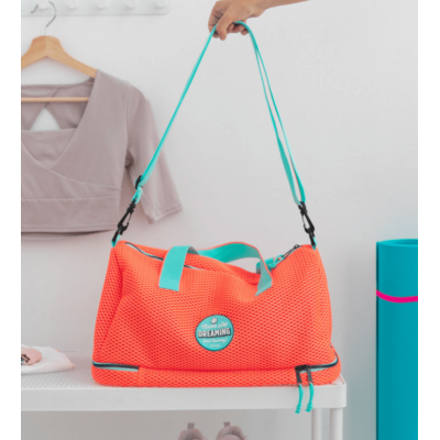 Sac de Sport Orange - Never...