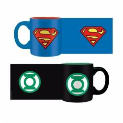 Accueil DC Comics - Set 2 Mini-Mugs Green Lantern & Superman