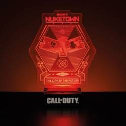Call Of Duty - Lampe Nuketown