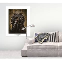 Accueil Game Of Thrones - Coussin Stark