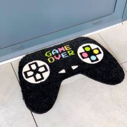 Geek Paillasson Manette Console Game Over